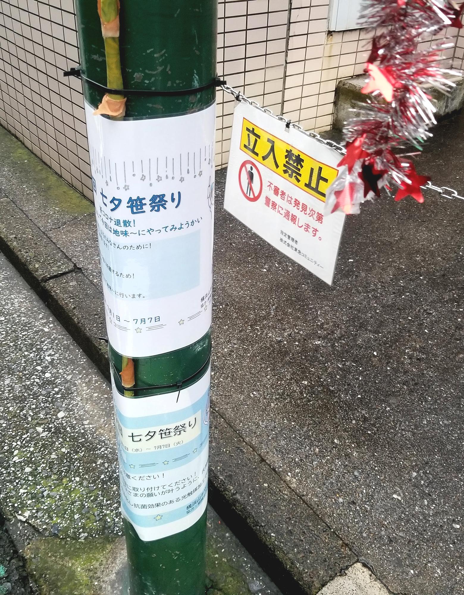 七夕笹祭り写真2